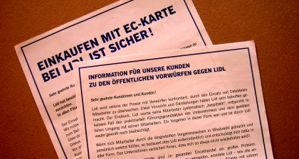 Lidl Information