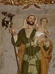 San Jos y el Nio (2) (arosadocel) Tags: christ jalisco cristo sanjos jess jesucristo artereligioso artesacro artecatlico