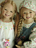 Sisters (MiriamBJDolls) Tags: doll tetti himstedt lillemore