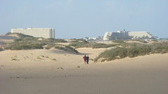 Fuerteventura, Canary Island by Sharon Shirley (Sharona5) Tags: summer sun beach hotel spain sand fuerteventura waters excellence 50thbirthday corralejobeach theunforgettablepictures