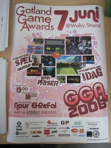 GGA08 Poster