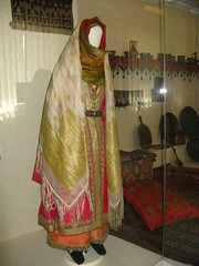 Russian Jewish Wedding Costume (nohobot) Tags: wedding vacation stpetersburg costume clothing russia folk traditional jewish ethnography spb    ethnographic favorites5  russianjews russiatrip2008   russianmuseumofethnography
