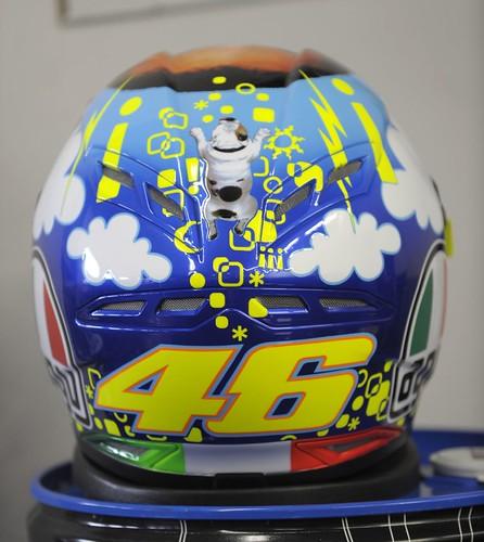 agv valentino rossi helmet. AGV Dainese Valentino Rossi