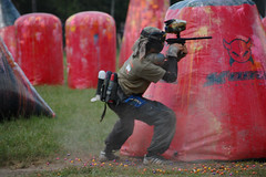 Badlandz Paintball | Zac Wong Photography |