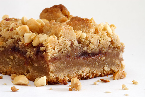 Peanut Butter and Jelly Bars | Bake or Break