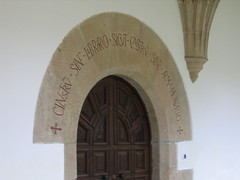 "A Cloister without a Library is like a Fort without an Armoury • <a style=""font-size:0.8em;"" href=""http://www.flickr.com/photos/48277923@N00/2622764599/"" target=""_blank"">View on Flickr</a>"