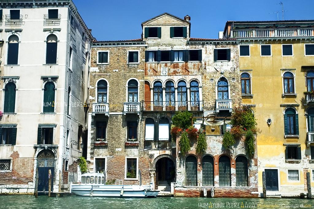 Marco Polo's House, Venice - Italy