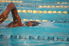 DSC_7824 (vaughnscriven) Tags: blue water pool swimming swim nikon national swimmer championships bahamas nassau 2008 rbc d40 nikond40 bettykellykenning vaughnscrivenphotography