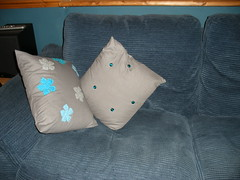 Two new cushions
