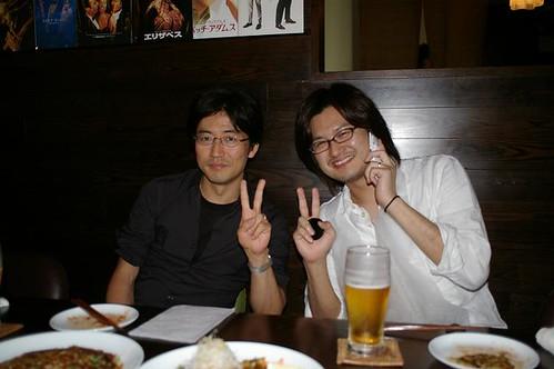rekimoto-san & mitsuya-kun