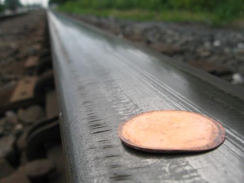 pummeled penny.