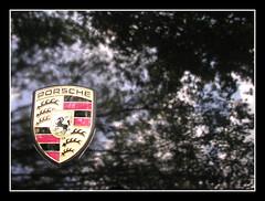 Porsche (3dphoto.net) Tags: ornament porsche medallion picture365