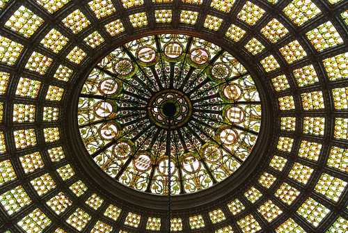 Tiffany Dome restoration: Glorious.