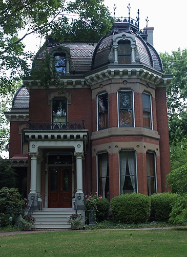 Turn of the 20th Century Mansion, Quincy Illinois