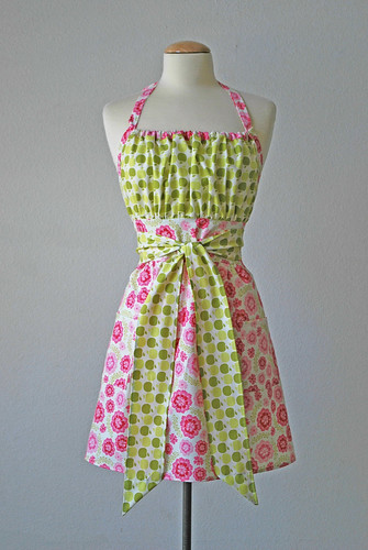 Granny Apple Lola apron