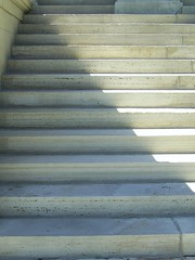 All the Angles (sverigetuba137) Tags: stairs lightshadow limestonesteps