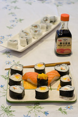 Homemade Sushi  III
