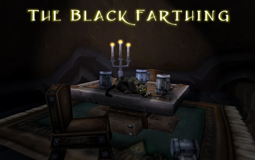 The Black Farthing