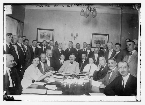 Meeting Natl B.B. Commission (LOC)