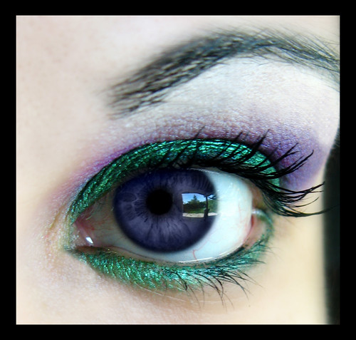 green/purple / Tina Angel