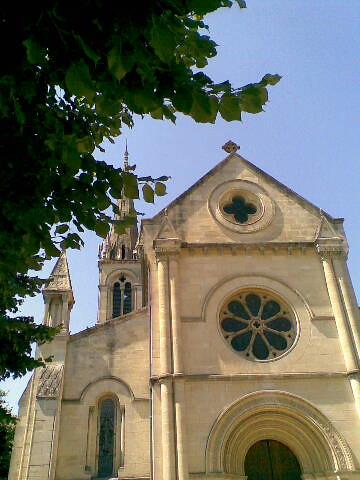 Église de Béguey