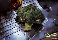 Evil Veg (professor enigma) Tags: photo evil bizarre demented
