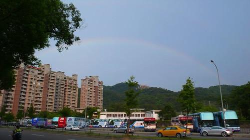 外雙溪彩虹