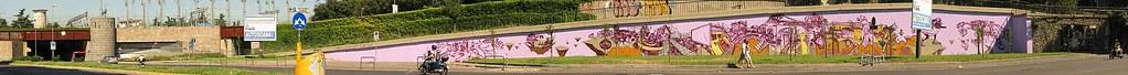 Panoramica Graffi