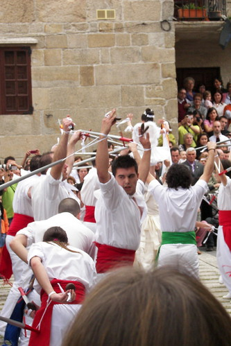 danza de espadas