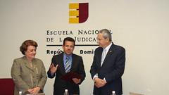 Reconocimineto Mag. william Encarnación Mejia