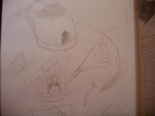 Smoke's sketchbook