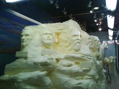 Ohio State Fair Butter Sculpture