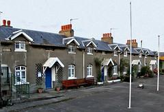 Old Dock Cottages (Grete Howard) Tags: festival bristol harbourside bristolharbourfestival