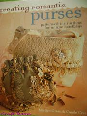 Creating romantic purses!