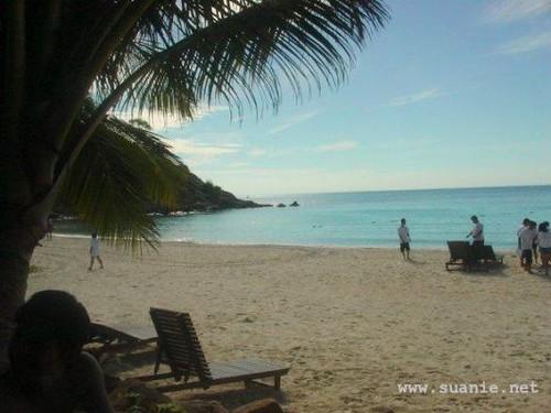 Redang 2005 16 - Redang beach