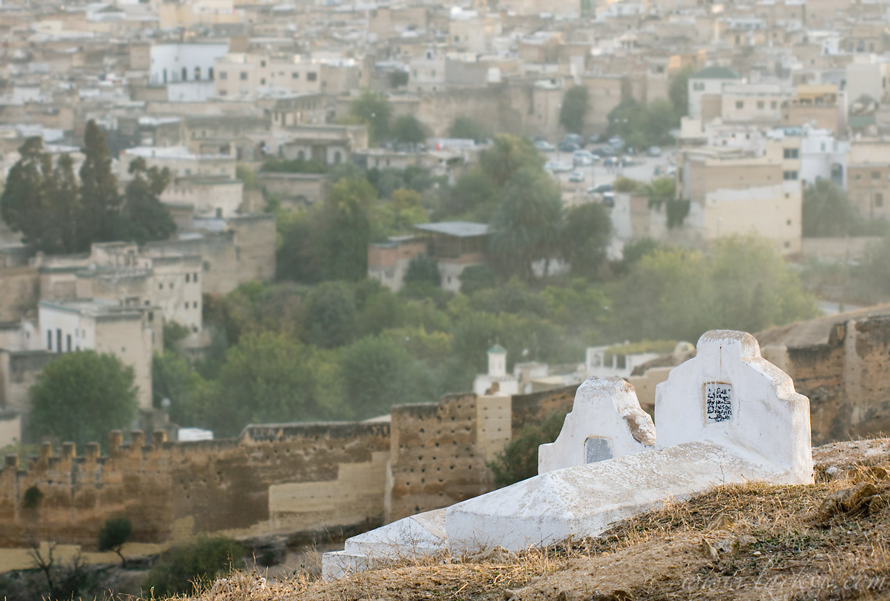 Graves, Fez, Morocco, November 2007