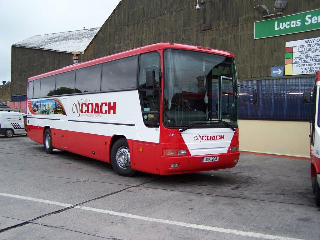 Plymouth Citycoach 311 JSK264