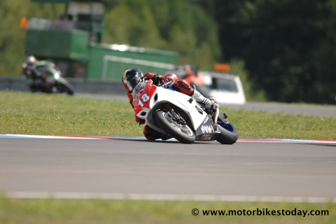 2008 Brno, Czech Republic Race