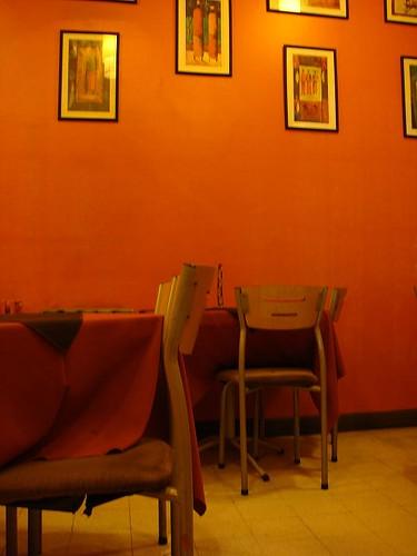 Restaurante Quinta Norte, Mendoza.