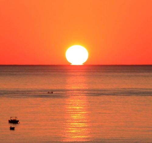 Il sole e suoi riflessi