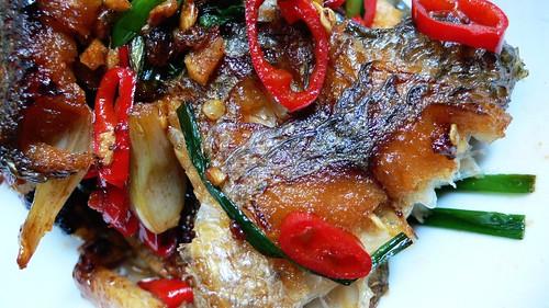 2008.08.30 红烧罗非鱼