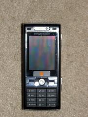 Sony Ericsson K800i (Boxed) - £70