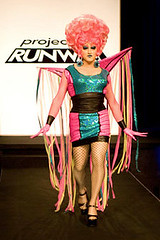 Miss Understood on Project Runway!
