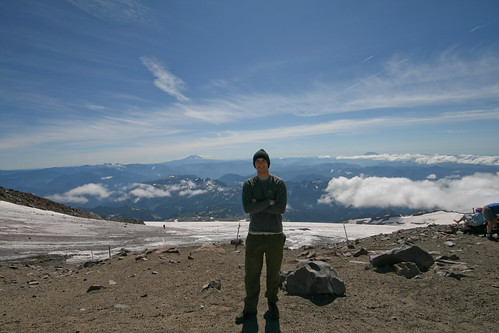 Mount Rainier National Park - Camp Muir