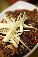 Seasoned Slice beef (Bulgogi) - (DSC_2450)