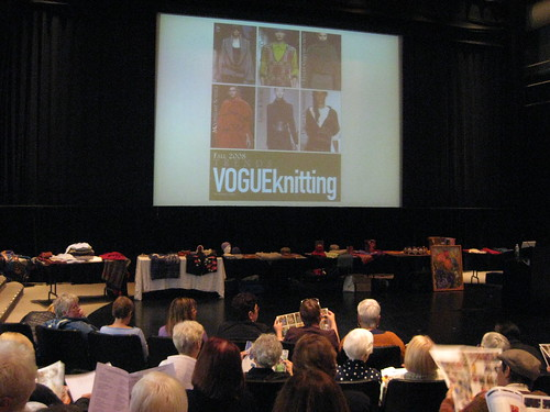 DKC Vogue Knitting Tour