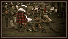 Brute Strength ! (FotoFling Scotland) Tags: man hot male men up field fashion sepia freedom scotland kilt power fife under nuts balls scottish competition games rope hose strength plaid macho tartan commando highlandgames lightroom kilted sporran scotsman tugowar kiltie upkilt fav10 freeballing strathmiglo kiltlad kiltedscotsman kiltedman tartankilt truescot strathmiglohighlandgames andaralogringo andarstrike