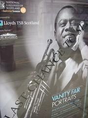 Vanity Fair Portraits promotional poster