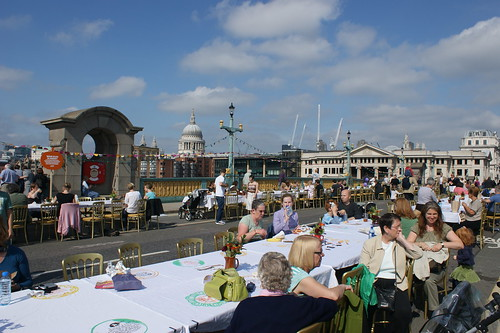 Southwark Bridge Dining
