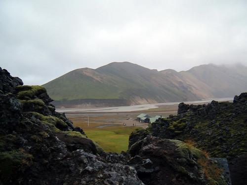 Landmannalaugar valley